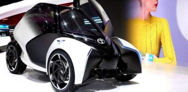 Toyota'dan pedalsız i-TRIL
