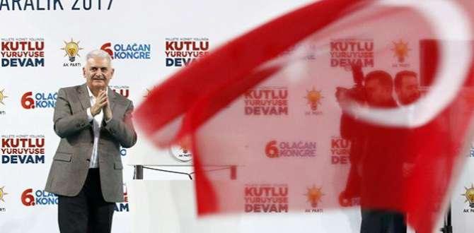 Başbakan Yıldırım: 'Ana muhalefet sittin sene iktidar yüzü göremez'