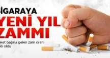 Sigaraya Zam ? Alkollü içkilerde ÖTV artışı