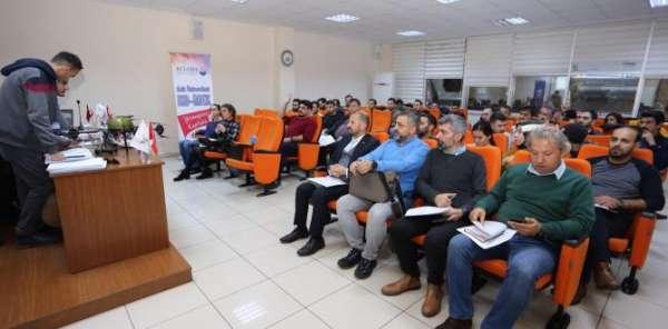 Gazetecilerden dron eğitimine büyük ilgi