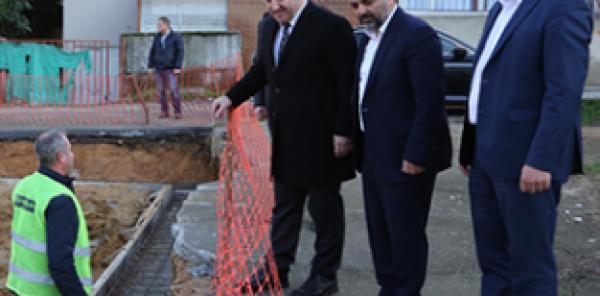 Darıca Belediyesi,iki yeni park inşaatına daha başladı.