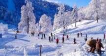 Kocaelide yüksek kesimlerde kar etkisini göstermeye başladı