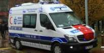 Kocaeli 53 bin 620 hastaya Ambulans Nakil Hizmeti verildi