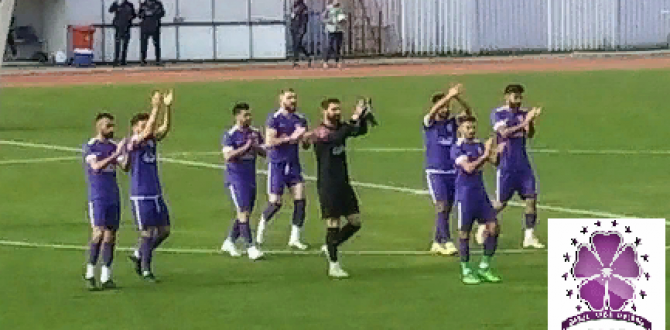 Gebzespor Bağçılarspor'a 3-1 mağlup oldu.