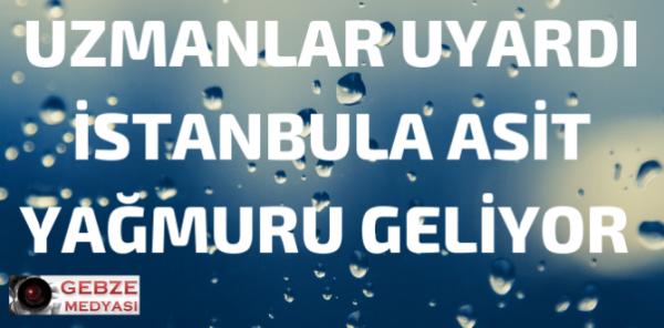 Dr. Deniz Demirhan dan Açıklama İstanbul'a çok büyük uyarı