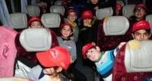 Kocaeli Emniyetinden Göç Eden Çocuklara Eğlenceli Etkinlik