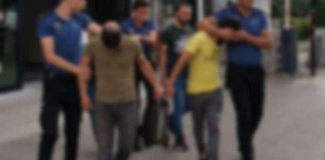 Evin Kömürlüğünü Soyan Hırsızlar Yakalandı