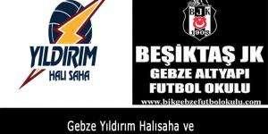 Gebze Yıldırım Halı saha ve Beşiktaş Gebze Futbol Okulundan Beklenen Hizmet