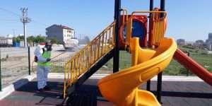 Gebze'deki Parklar O Güne Hazırlanıyor