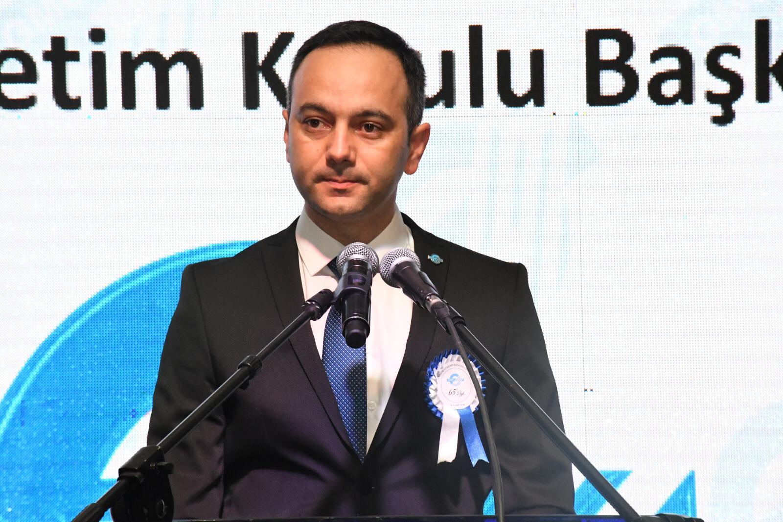 TMMOB Gemi Mühendisleri Yönetim Kurulu Başkanı Salih Bostancı'dan Denizcilik ve Kabotaj Bayramı Mesajı