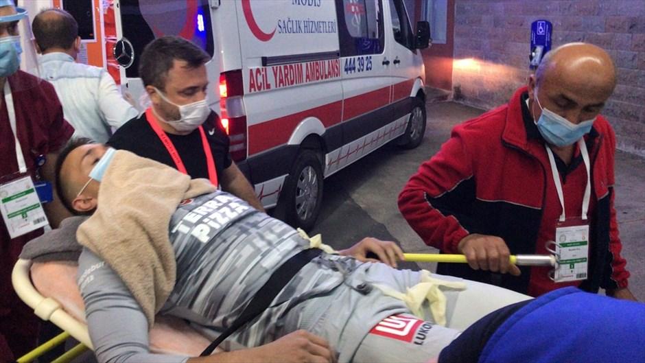 Galatasaray'da 2 Büyük Kayıp