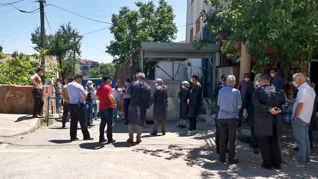 Gebze'de Bir Mahalle Daha Karantinaya Alındı