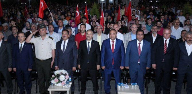 Başkan Büyükgöz'den Gebzelilere 15 Temmuz Daveti