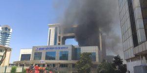 İstanbul Bayrampaşa'yı Korkutan Yangın