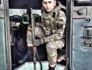 Kaza Yapan Jandarma Uzman Onbaşı'nın Cenazesi Düzce'de Toprağa Verildi