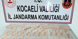 Sahte Parayla Kurban Almaya Giderken Yakalandılar