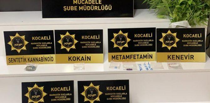 Uyuşturucu Madde İmal ve Ticareti Yapanlara Ağır Darbe